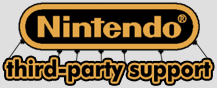 Nintendo third-party support