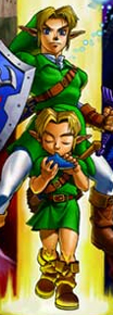 The Links of Ocarina of Time