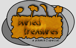 buried treasure - a pikmin 2 special